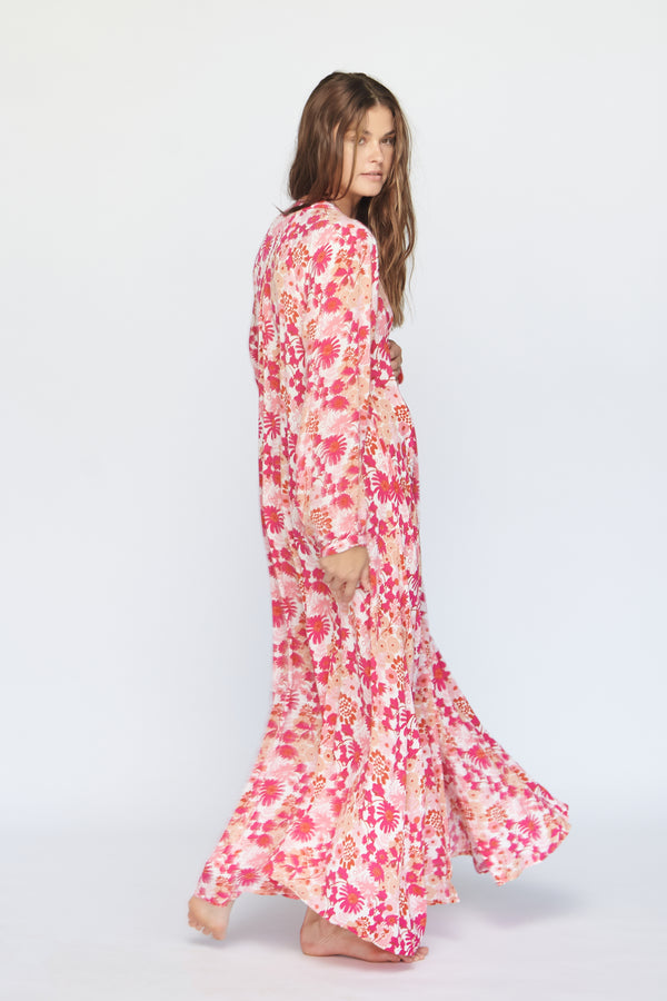 SRI LANKA TENCEL DRESS - SUMMER 2020