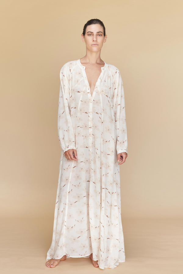 SRI LANKA TENCEL DRESS - SPRING 2020