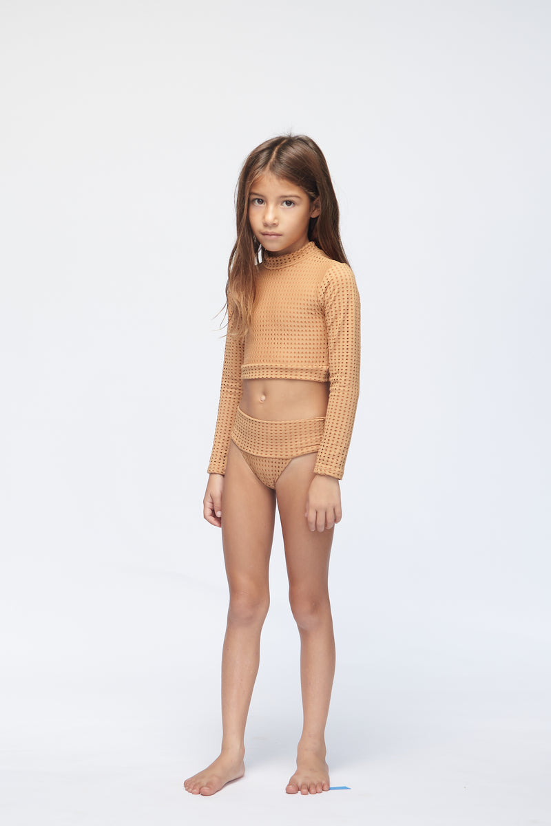 KIDS INDO MESH TOP - SUMMER 2020
