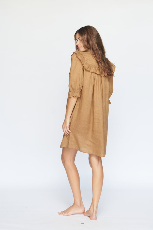 LAHAINA LINEN DRESS - SUMMER 2020