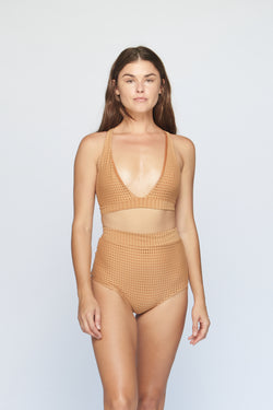 TAMARINDO MESH TOP - SUMMER 2020