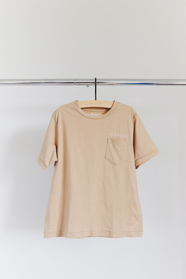 ACACIA KIDS FLAGSHIP T-SHIRT - RESORT 2021