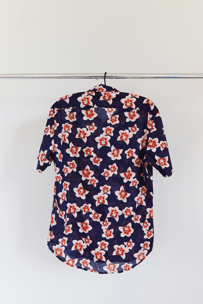 MENS ALOHA SHIRT - RESORT 2021