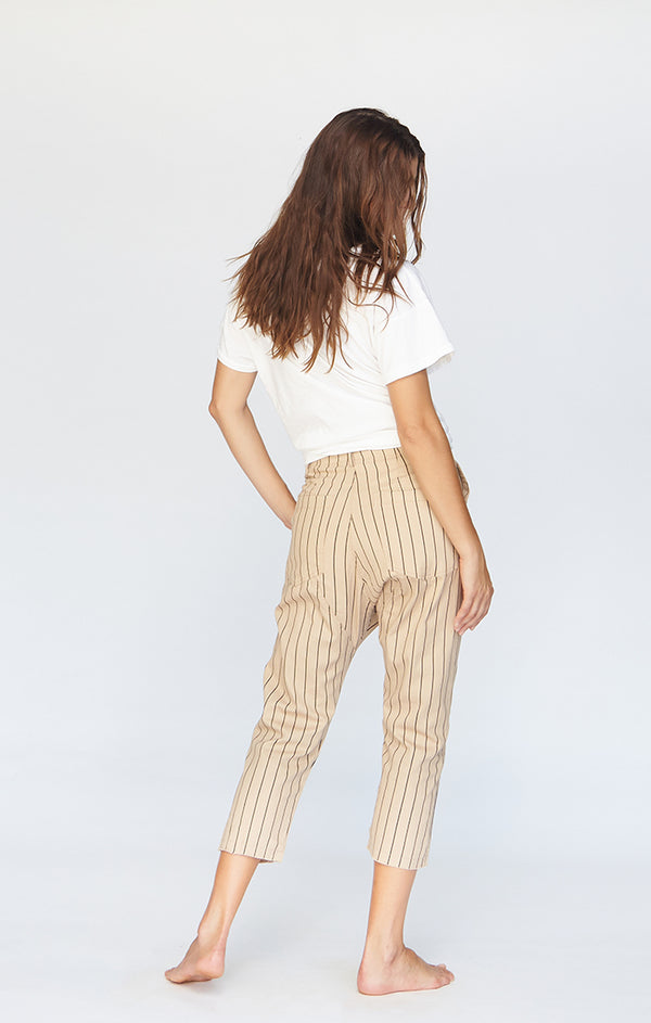 DUBLIN COTTON TWILL PANT  - PRE FALL 2020