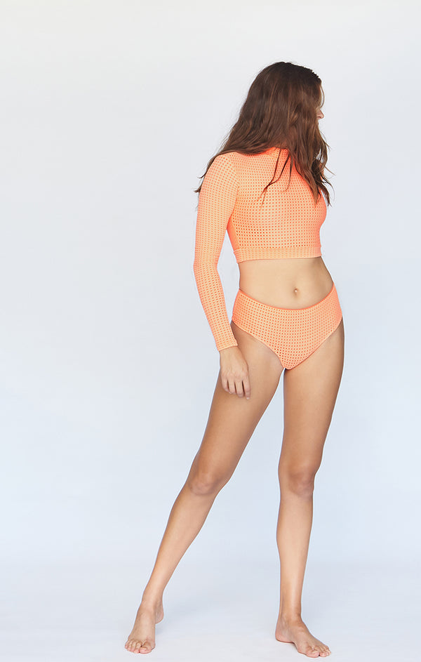 DUKE MESH BOTTOM - PRE FALL 2020