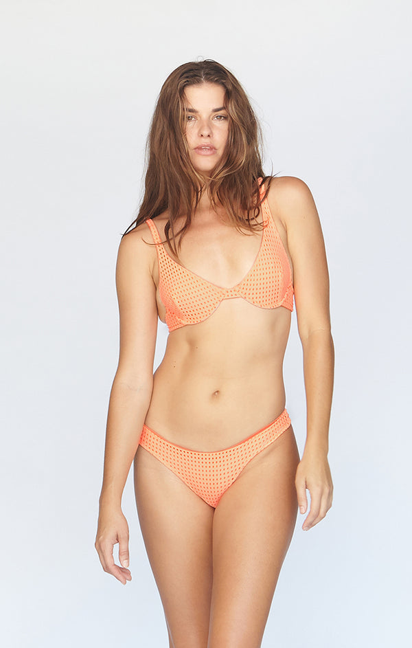 HO'OKIPA MESH BOTTOM - PRE FALL 2020