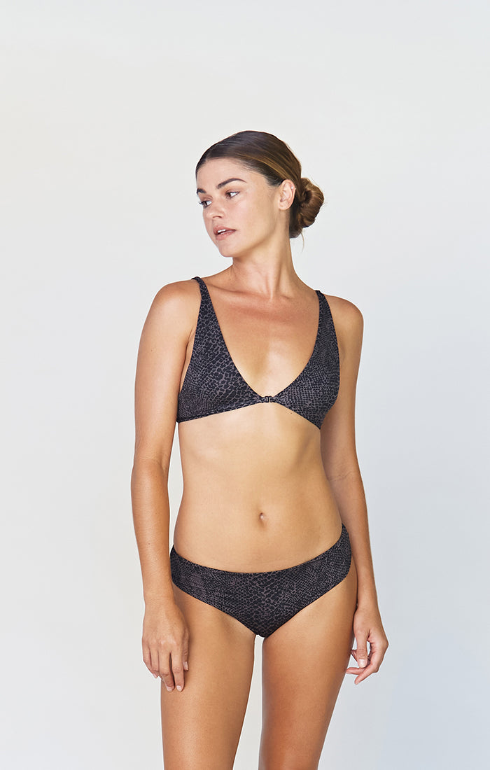 BOSA LINING BRALETTE - LIGHT SNAKE EXCLUSIVE