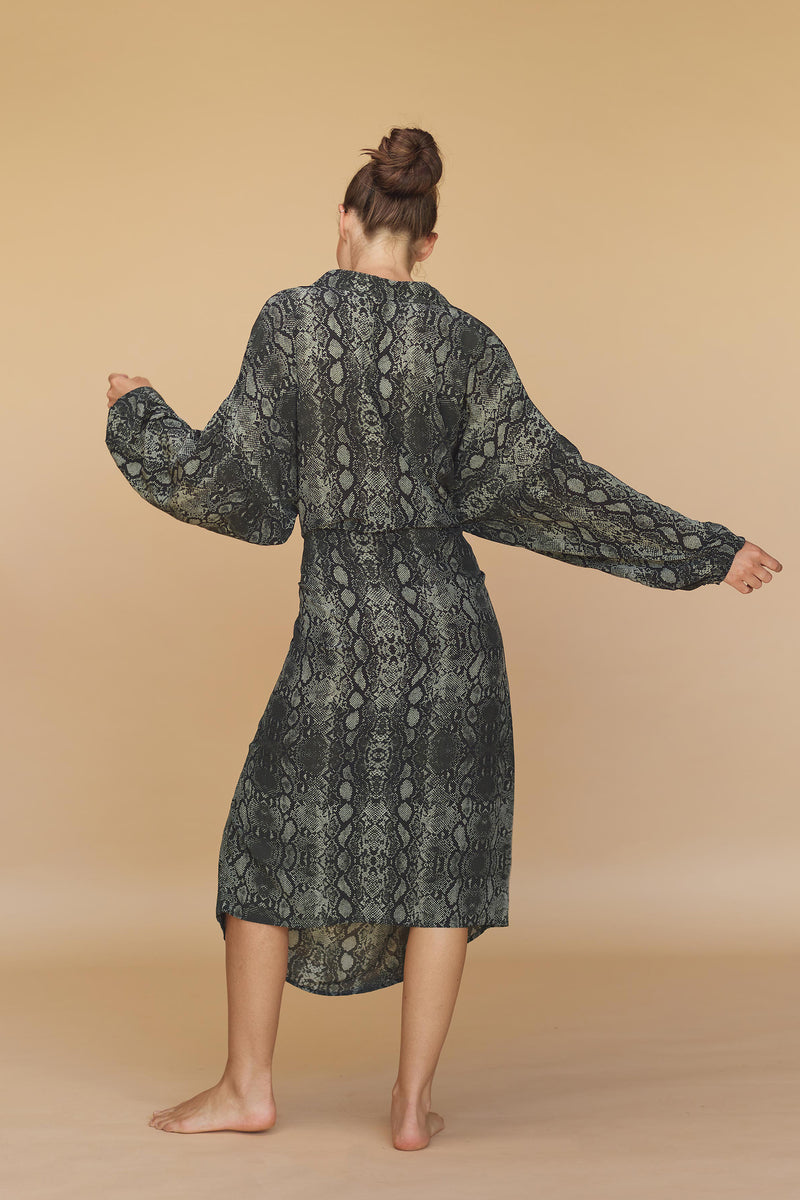 WALVIS DRESS - RESORT 2020