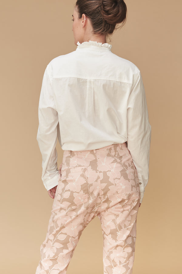 DUBLIN COTTON TWILL PANT  - SPRING 2020