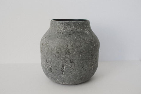 Small Grey Vessel