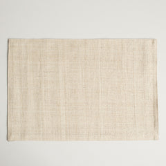 Reversible Kaya Hemp Natural Stripe Front / Cream Linen Back