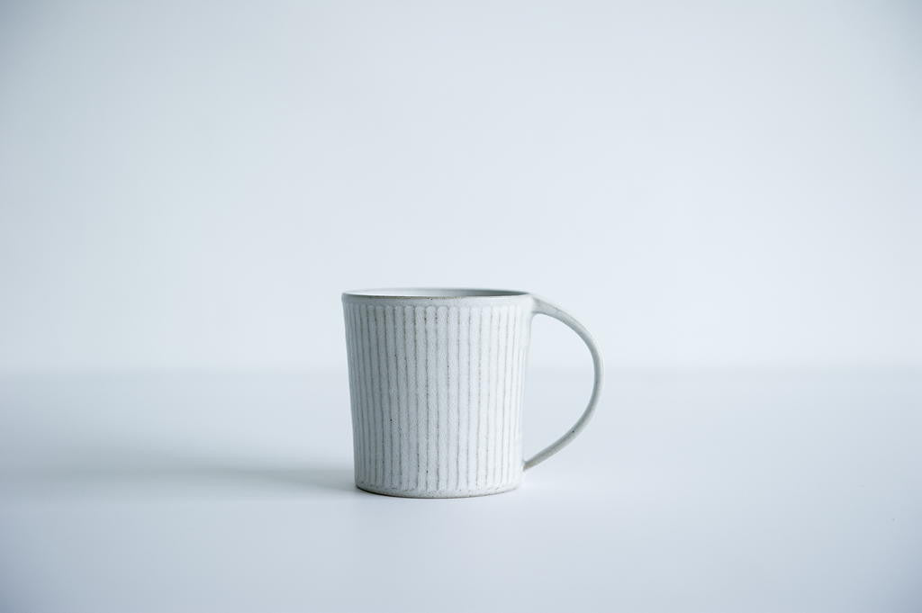Shinogi Mug / White