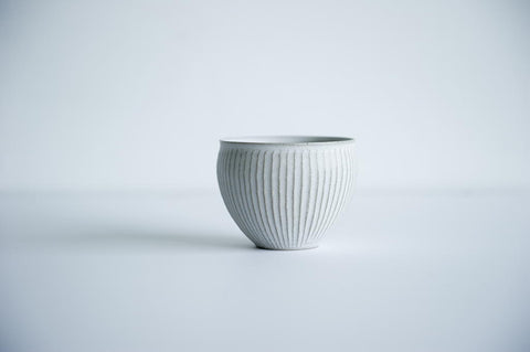 Shinogi Small Bowl / White