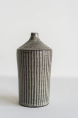 Shinogi Bud Vase / Black