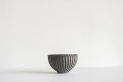 Shinogi Cafe au Lait Bowl / Black