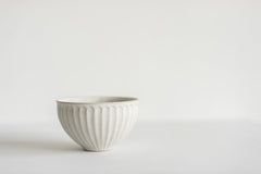 Shinogi Cafe au Lait Bowl / White
