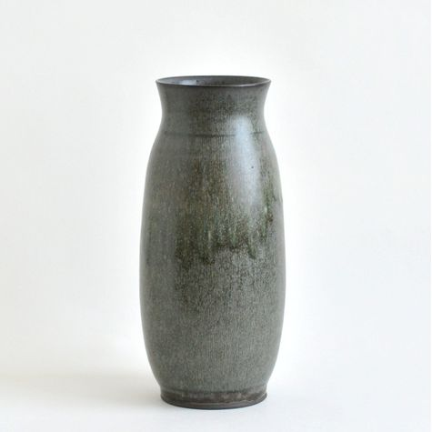 Semmon Flower Vase/ Blue / Black
