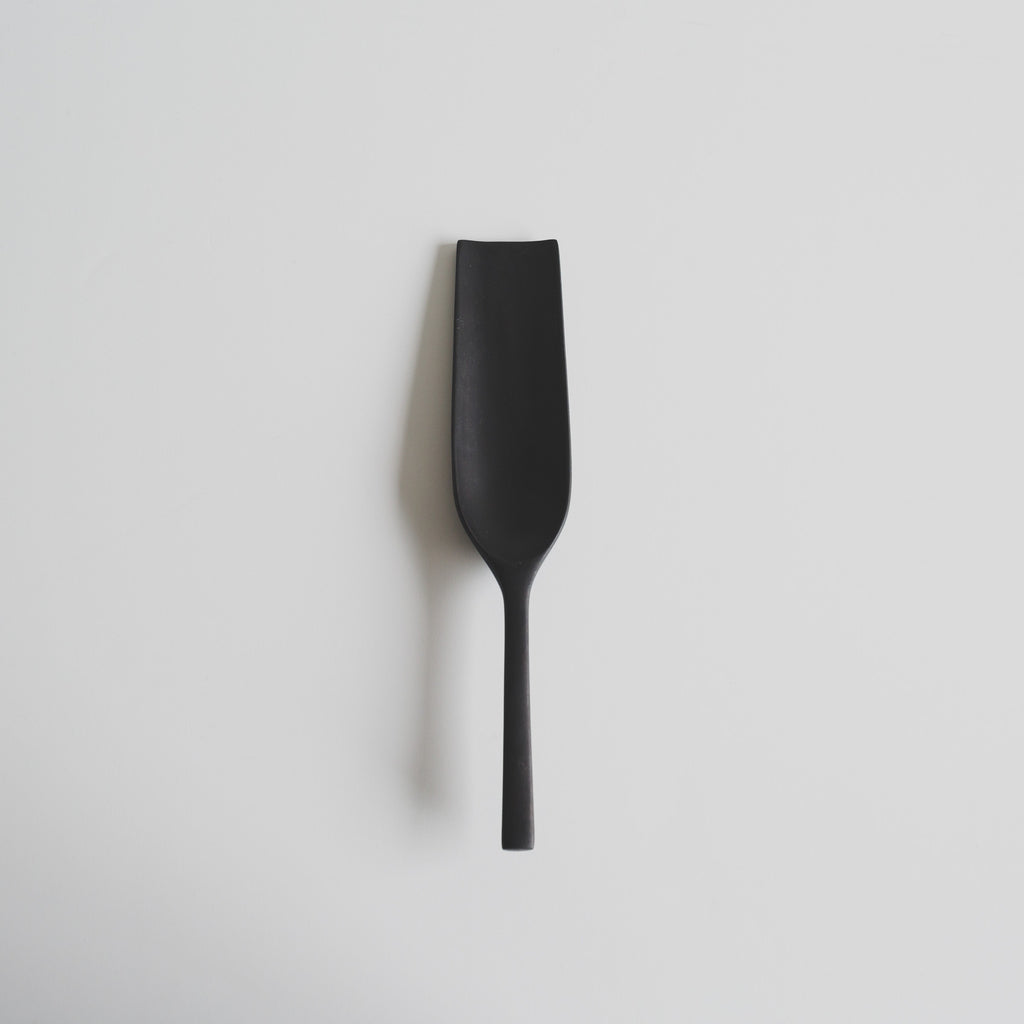 Long Scoop Black
