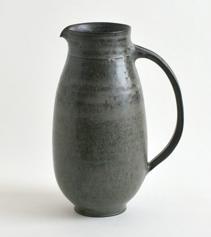 Pitcher / Blue Black