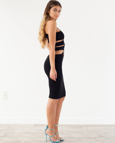 Kylie Cut Out Dress