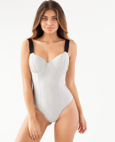 Metallic One Piece