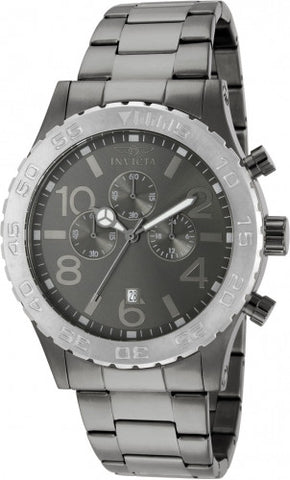 Invicta Men's 15164 Specialty Quartz Multifunction Gunmetal Dial Watch