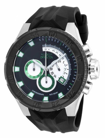 Invicta Men's 16922 I-Force Quartz Multifunction Black Dial Watch