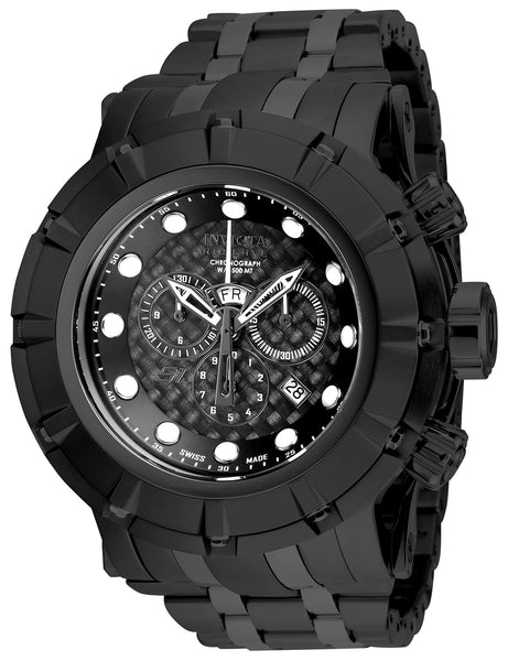 Invicta Men's 16951 Reserve Quartz Chronograph Black Dial Watch