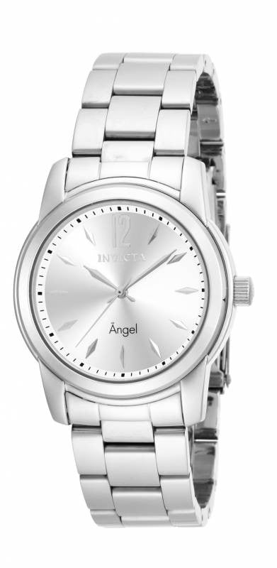 Invicta Women's 17419 Angel Quartz Silver Dial Watch