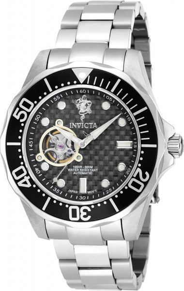 Invicta Men's 17920 Sea Base Automatic Multifunction Black Dial Watch