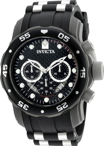 Invicta Men's 20464 TI-22 Quartz Multifunction Black Dial Watch
