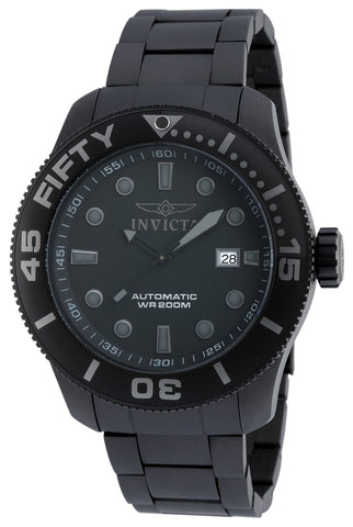 Invicta Men's 20518 TI-22 Automatic 3 Hand Black Dial Watch