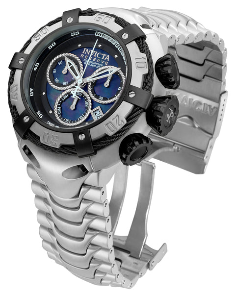 Invicta Men's 21344 Bolt Quartz Chronograph Black Dial Watch