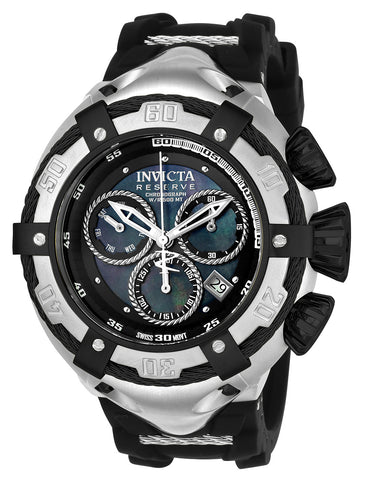 Invicta Men's 21351 Bolt Quartz Chronograph Black Dial Watch