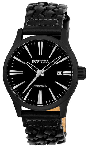 Invicta Men's 22948 I-Force Automatic 3 Hand Black Dial Watch