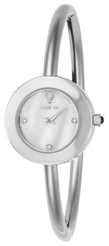 Invicta Women's 23258 Gabrielle Union Quartz 3 Hand White Dial Watch