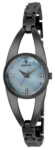Invicta Women's 23312 Gabrielle Union Quartz 3 Hand Grey Dial Watch