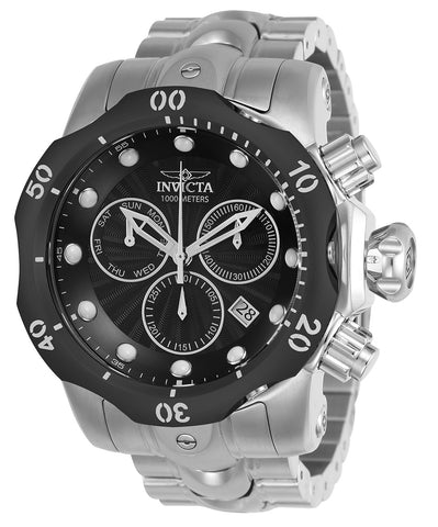 Invicta Men's 23888 Venom Quartz Chronograph Black Dial Watch