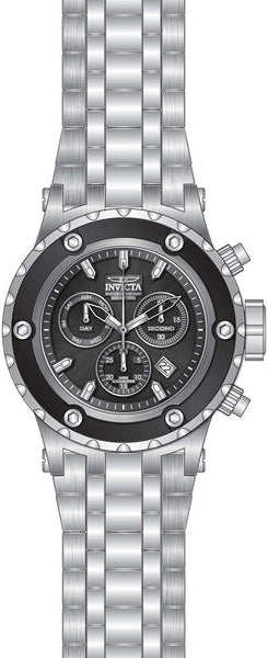 Invicta Men's 23919 Subaqua Quartz Chronograph Black Dial Watch