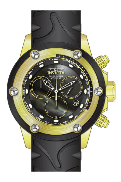 Invicta Men's 23929 Subaqua Quartz Chronograph Black Dial Watch