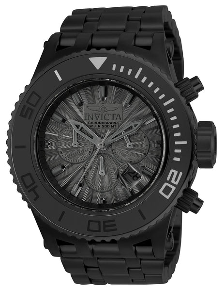 Invicta Men's 23939 Subaqua Quartz Chronograph Black Dial Watch