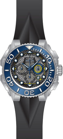 Invicta Men's 23959 Coalition Forces Quartz Chronograph Black Dial Watch