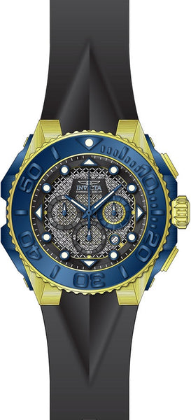 Invicta Men's 23960 Coalition Forces Quartz Chronograph Black Dial Watch
