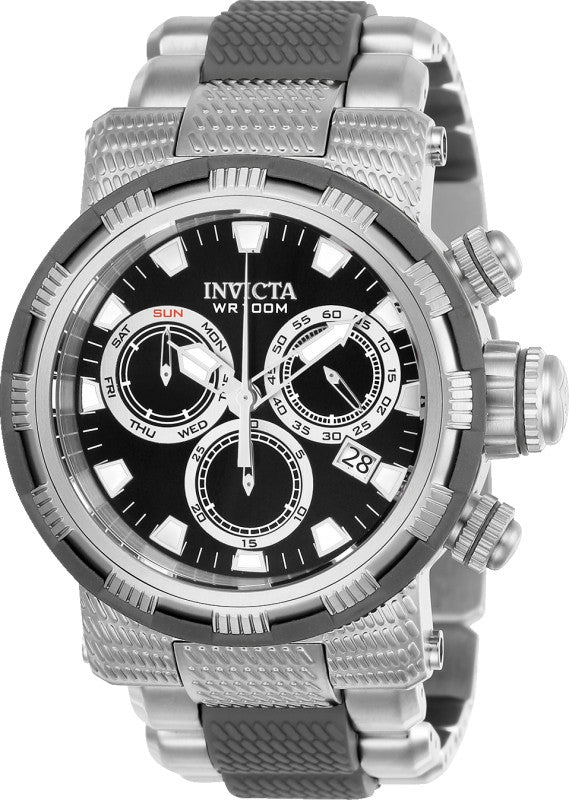 Invicta Men's 23976 Specialty Quartz Chronograph Black Dial Watch