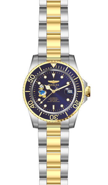 Invicta Men's 24397 Disney Automatic 3 Hand Blue Dial Watch
