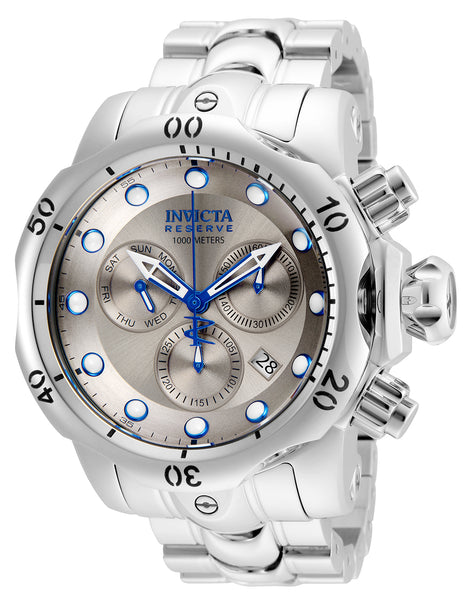 Invicta Men's 25061 Reserve Quartz Chronograph Titanium Dial Watch