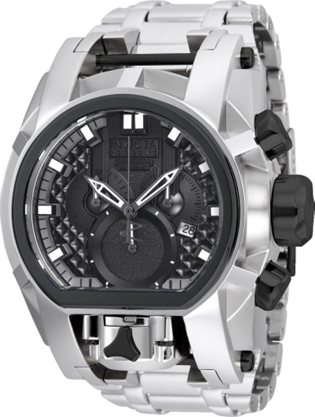 Invicta Men's 25204 Reserve Quartz Chronograph Titanium Dial Watch