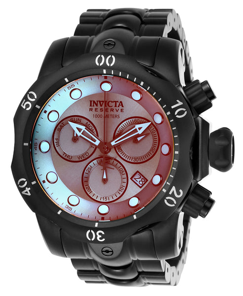 Invicta  Men's 25417 Reserve Quartz Chronograph Titanium Dial Watch