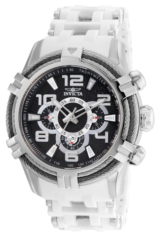 Invicta Men's 25554 Bolt Quartz Multifunction Charcoal Dial Watch