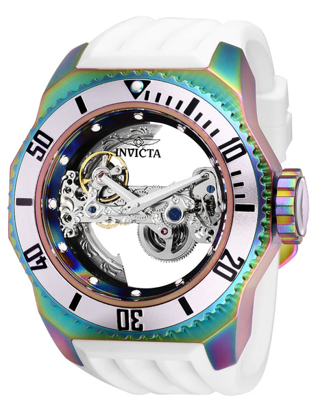 Invicta Men's 25629 Russian Diver Automatic 3 Hand Rainbow Dial Watch